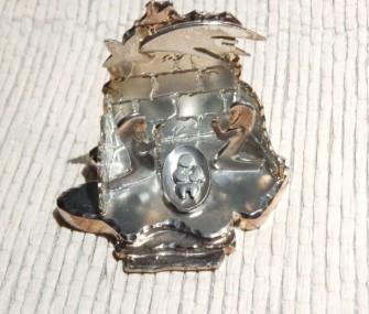 COD 377 – Presepe scolpito in argento